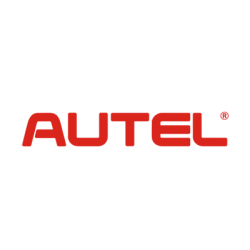 Autel brand logo with red text.